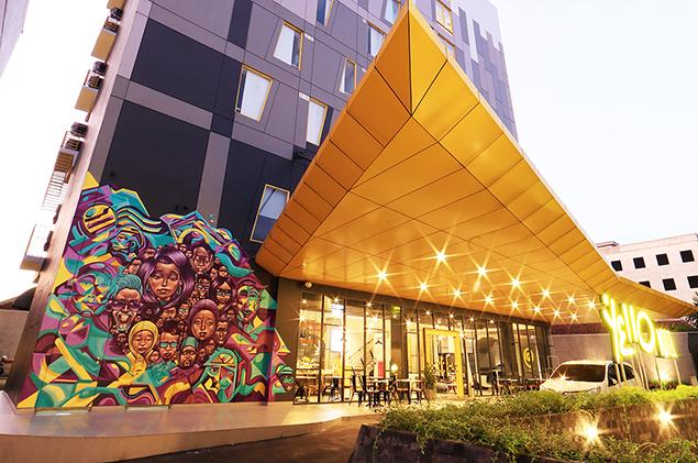 HOTEL YELLO MANGGARAI JAKARTA
