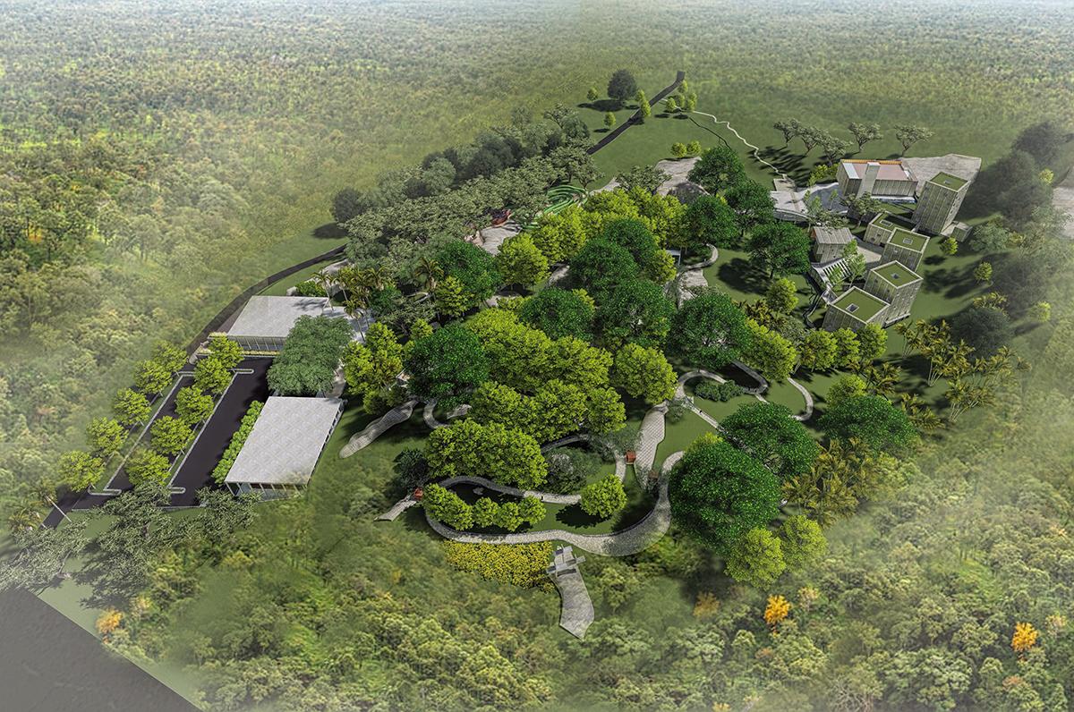 SUNGAILIAT RELIGIOUS PARK
