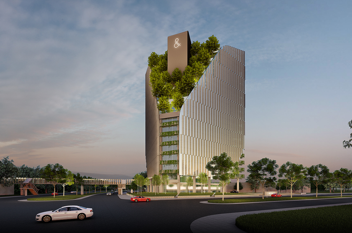 OFFICE TOWER – KOTA HARAPAN INDAH