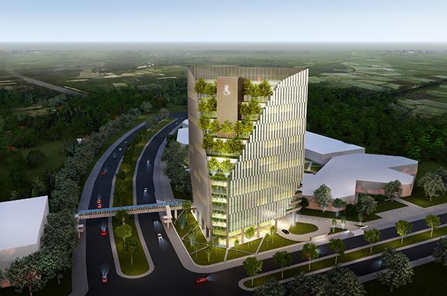 OFFICE TOWER – KOTA HARAPAN INDAH
